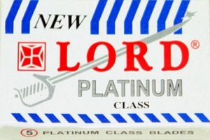 Lord Platinum Class Razor Blades