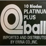 Personna QBall Razor Blades