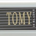 Lamette Personna Tomy