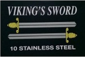 Lamette Personna Vikings Sword