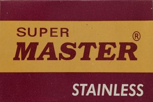 Super Master Stainless Razor Blades