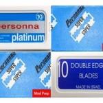 Personna Razor Blades Sampler (30 Razor Blades)