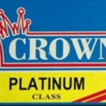 Crown Platinum Razor Blades