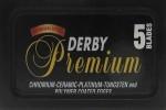 Derby Premium Razor Blades
