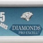 Diamonds Pro Excell Razor Blades