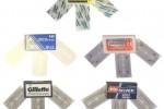 extreme quality razor blades sampler