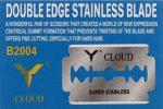 Cloud Blue B2004 Razor Blades