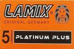Lamix Platinum Plus Razor Blades