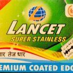 Lamette da barba Lancet Super Stainless