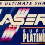 Laser Super Platinum Razor Blades