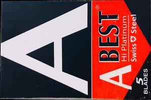 Abest Hi Platinum Razor Blades