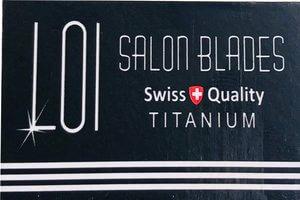 Loi Titanium Razor Blades