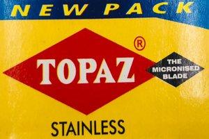 Lamette Topaz Stainless