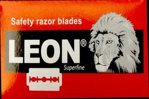 Leon Superfine Razor Blades