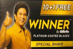 Gillette – Winner Razor Blades