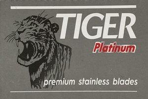 tiger platinum razor blades