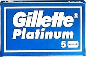 Lamette da barba Gillette Platinum New