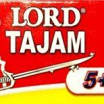 Lamette da Barba Lord Tajam