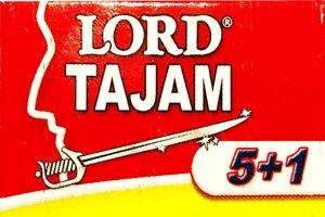Lord Tajam Razor Blades