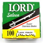Lord Classic Single Edge Razor Blades