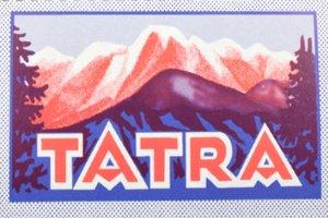Tatra Double Edge Razor Blades