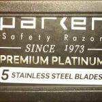 Parker Razor Blades