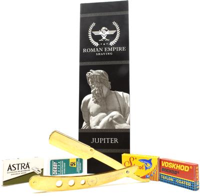 Roman Empire Shaving Jupiter Shavette