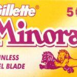Minora Stainless Blades