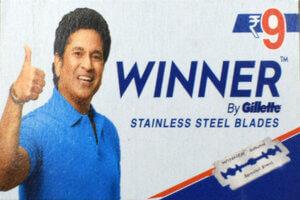 Lamette Gillette Winner Stainless