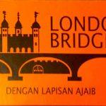 Gillette London Bridge Razor Blades