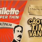 Gillette Super Thin (Vietnam) Razor Blades