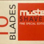 Lamette Muster Shaver